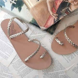 ANCIENT GREEK SANDALS Eleftheria Sandals 41